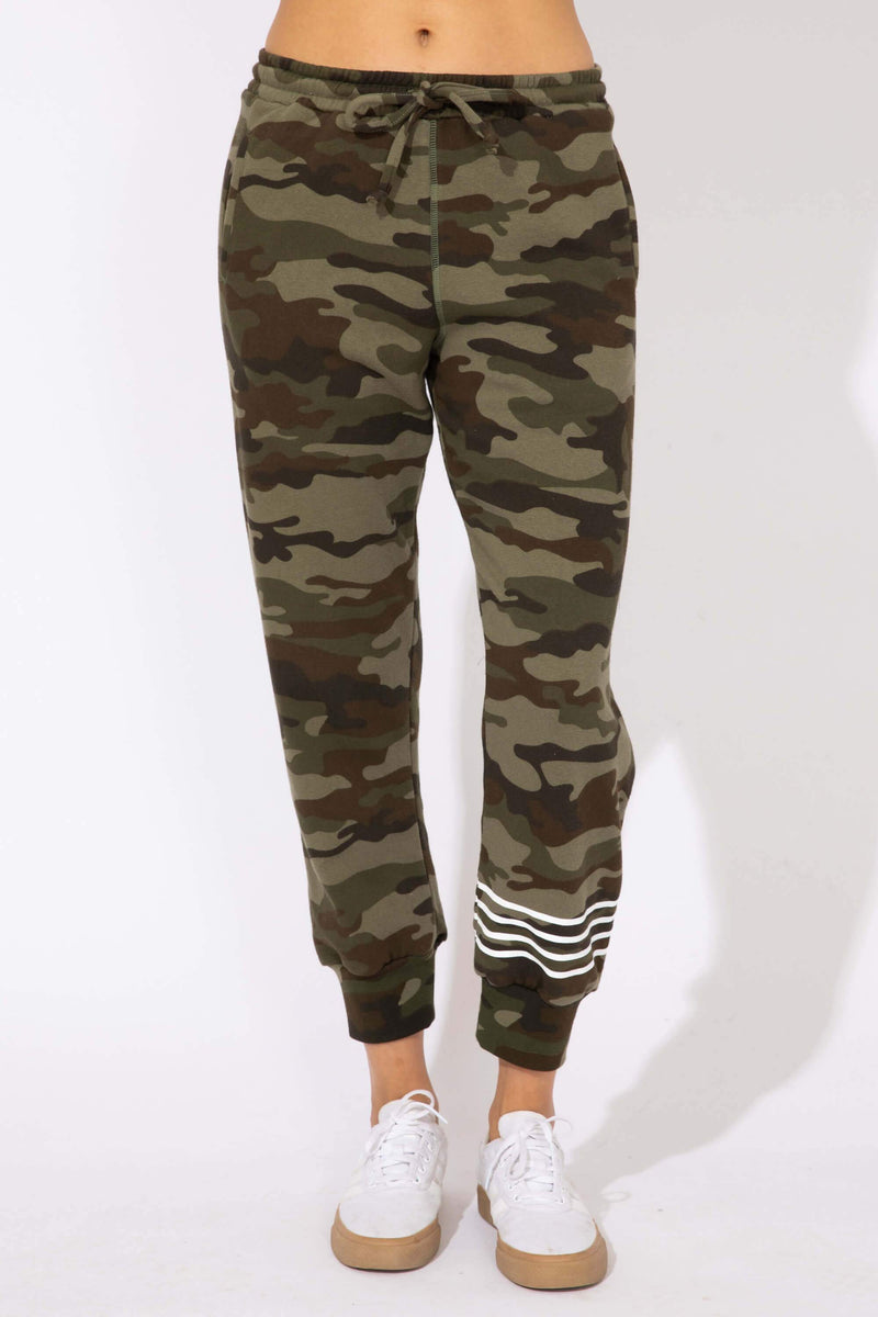 Sub_Urban Riot Camo Stripe Sweats