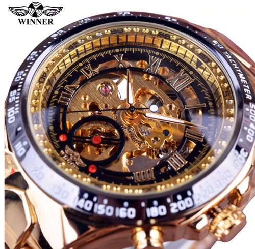Winner Luxury Men's watch