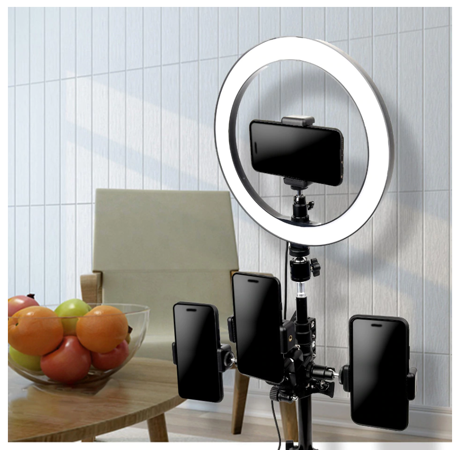 MAKE-UP CAMERA RING LIGHT