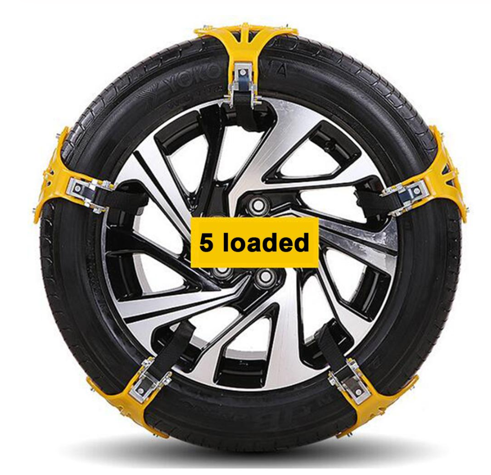 SAFETY SNOW TIRE CHAIN