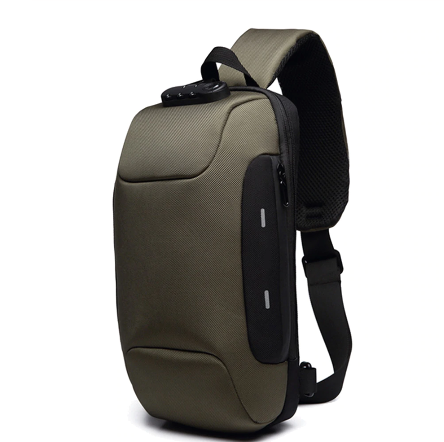 3 Digit Lock Backpack