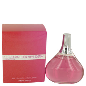 Spirit Eau De Toilette Spray By Antonio Banderas
