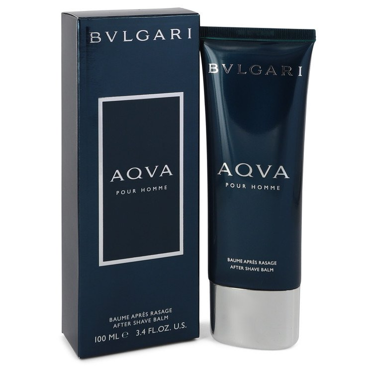 Aqua Pour Homme After Shave Balm By Bvlgari