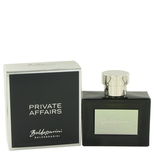 Baldessarini Private Affairs Eau De Toilette Spray By Hugo Boss