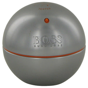 Boss In Motion Eau De Toilette Spray (Tester) By Hugo Boss