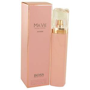 Boss Ma Vie Intense Eau De Parfum Spray By Hugo Boss