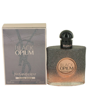 Black Opium Floral Shock Eau De Parfum Spray By Yves Saint Laurent