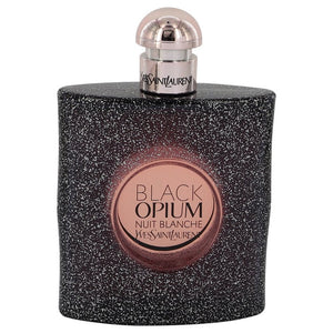 Black Opium Nuit Blanche Eau De Parfum Spray (Tester) By Yves Saint Laurent