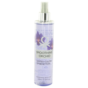 Benetton Smoothing Orchid Refreshing Body Mist By Benetton
