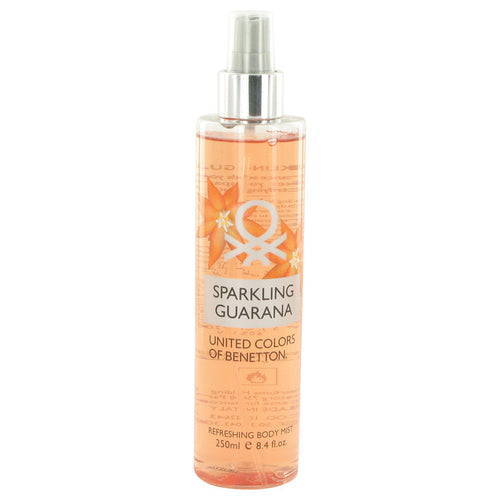 Benetton Sparkling Guarana Refreshing Body Mist By Benetton