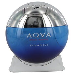 Bvlgari Aqua Atlantique Eau De Toilette Spray (Tester with stand) By Bvlgari