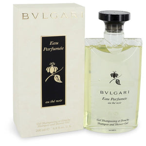Bvlgari Eau Parfumee Au The Noir Shower Gel By Bvlgari