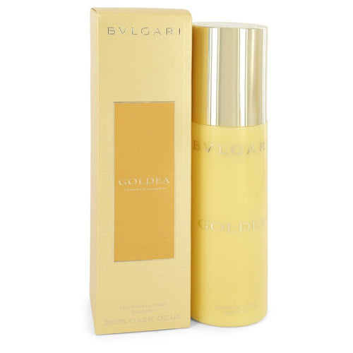 Bvlgari Goldea Body Milk By Bvlgari