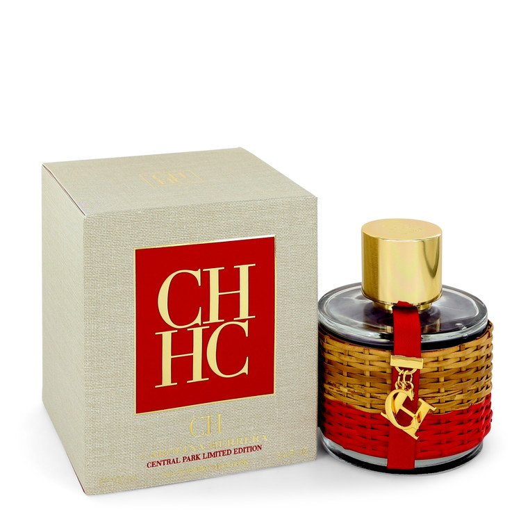 Ch Central Park Edition Eau De Toilette Spray By Carolina Herrera