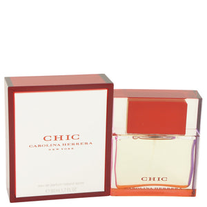 Chic Eau De Parfum Spray By Carolina Herrera
