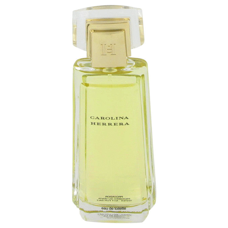 Carolina Herrera Eau De Toilette Spray (Tester) By Carolina Herrera