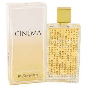 Cinema Eau De Toilette Spray By Yves Saint Laurent