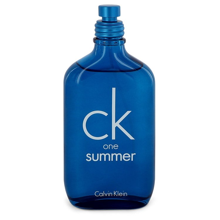 Ck One Summer Eau De Toilette Spray (2018 Unisex Tester) By Calvin Klein