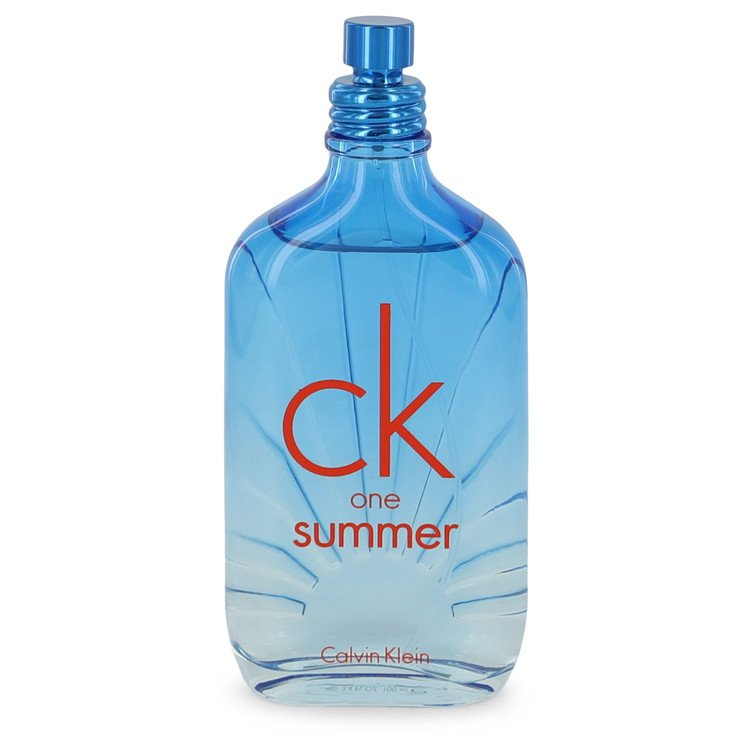 Ck One Summer Eau De Toilette Spray (2017 Tester) By Calvin Klein