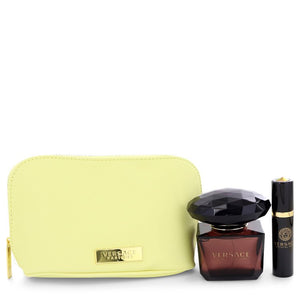 Crystal Noir Gift Set By Versace