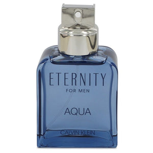 Eternity Aqua Eau De Toilette Spray (Tester) By Calvin Klein