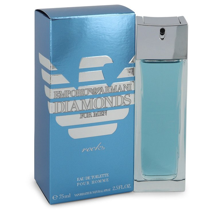 Emporio Armani Diamonds Rocks Eau De Toilette Spray By Giorgio Armani