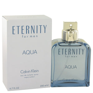 Eternity Aqua Eau De Toilette Spray By Calvin Klein