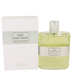 Eau Sauvage Eau De Toilette Spray By Christian Dior