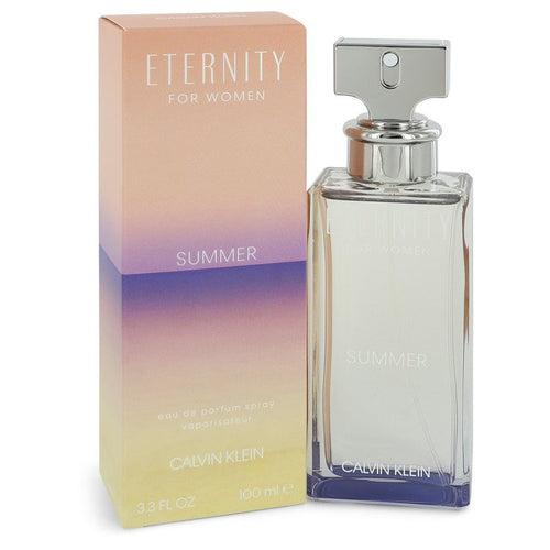 Eternity Summer Eau De Parfum Spray (2019) By Calvin Klein