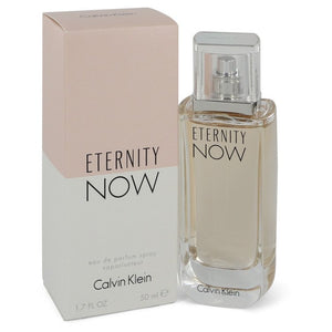 Eternity Now Eau De Parfum Spray By Calvin Klein