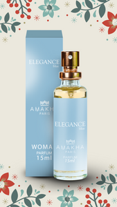 Elegance Light Blue Amakha Paris Fem 15 ml - Inspiração Dolce & Gabbana Light Blue