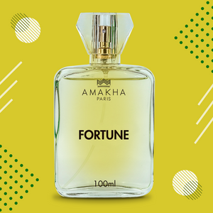 Fortune Masculino Amakha Paris 100ml - Inspiração One Million - Paco Rabanne