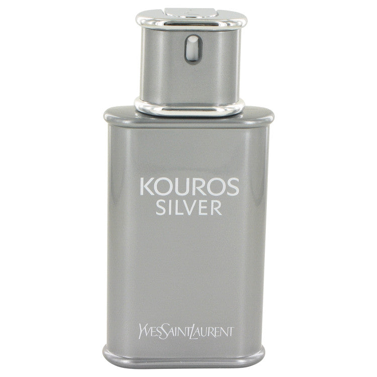 Kouros Silver Eau De Toilette Spray (Tester) By Yves Saint Laurent