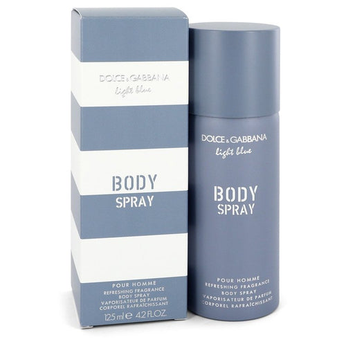 Light Blue Body Spray By Dolce & Gabbana