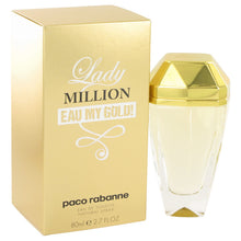 Carregar imagem no visualizador da galeria, Lady Million Eau My Gold Eau De Toilette Spray By Paco Rabanne