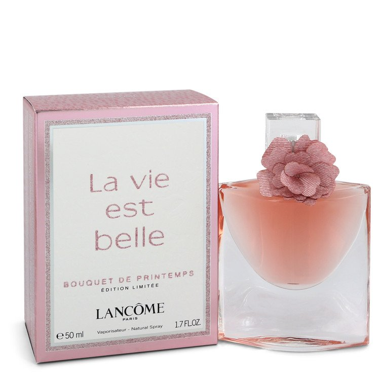 La Vie Est Belle Bouquet De Printemps L'eau De Parfum Spray By Lancome