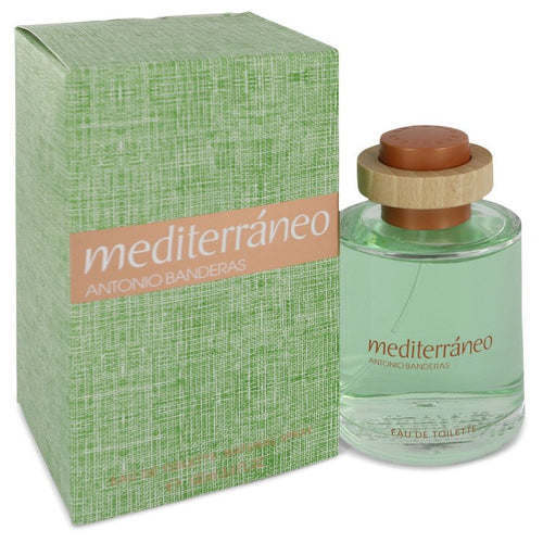 Mediterraneo Eau De Toilette Spray By Antonio Banderas