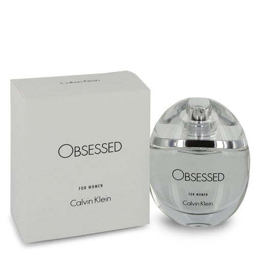 Obsessed Eau De Parfum Spray By Calvin Klein