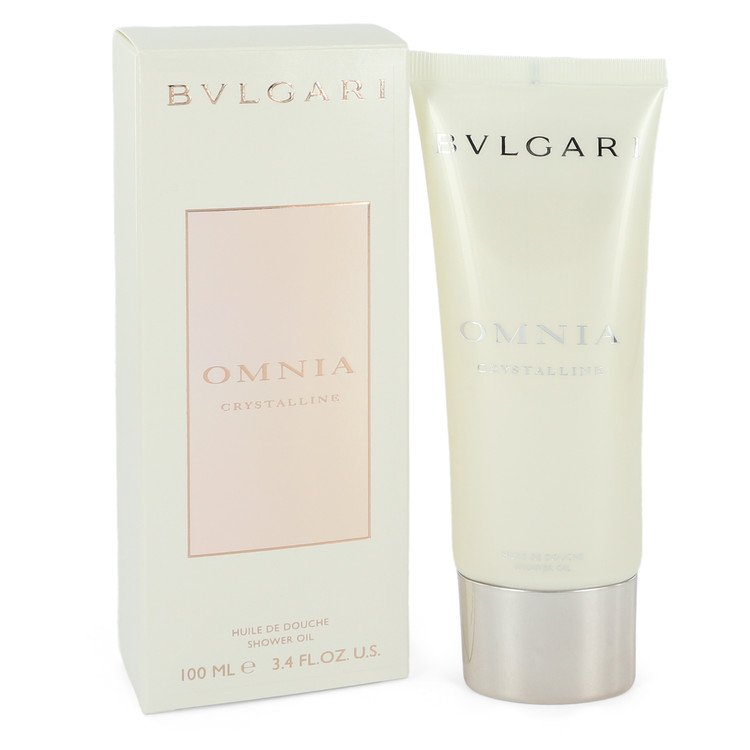 Omnia Crystalline Shower Oil By Bvlgari