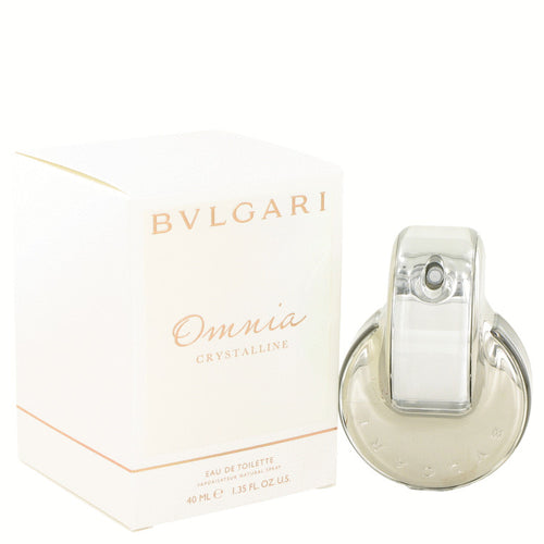 Omnia Crystalline Eau De Toilette Spray By Bvlgari
