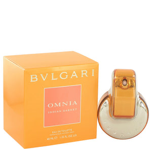 Omnia Indian Garnet Eau De Toilette Spray By Bvlgari