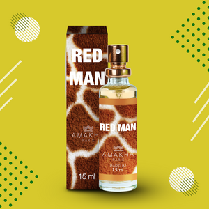 Red Man Masculino Amakha Paris 15ml - Inspiração Polo Red - Ralph Lauren