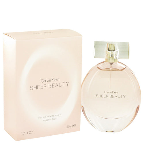 Sheer Beauty Eau De Toilette Spray By Calvin Klein
