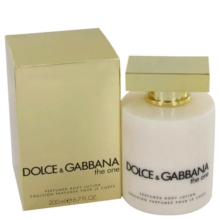 The One Body Lotion By Dolce & Gabbana