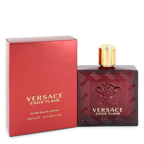 Versace Eros Flame After Shave Lotion By Versace