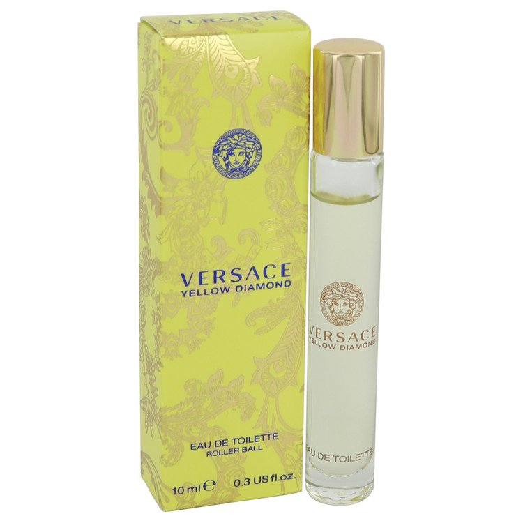 Versace Yellow Diamond EDT Rollerball By Versace