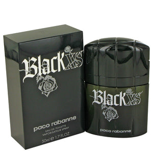 Black Xs Eau De Toilette Spray By Paco Rabanne