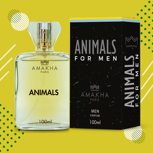 Animals Masculino Amakha Paris 100 ml - Inspiração Animale For Men - Animale