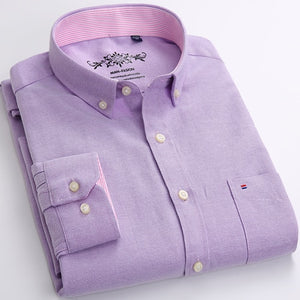 Camisa Masculina Dudalina, Super Fashion, Casual, Manga Longa, Slim Fit