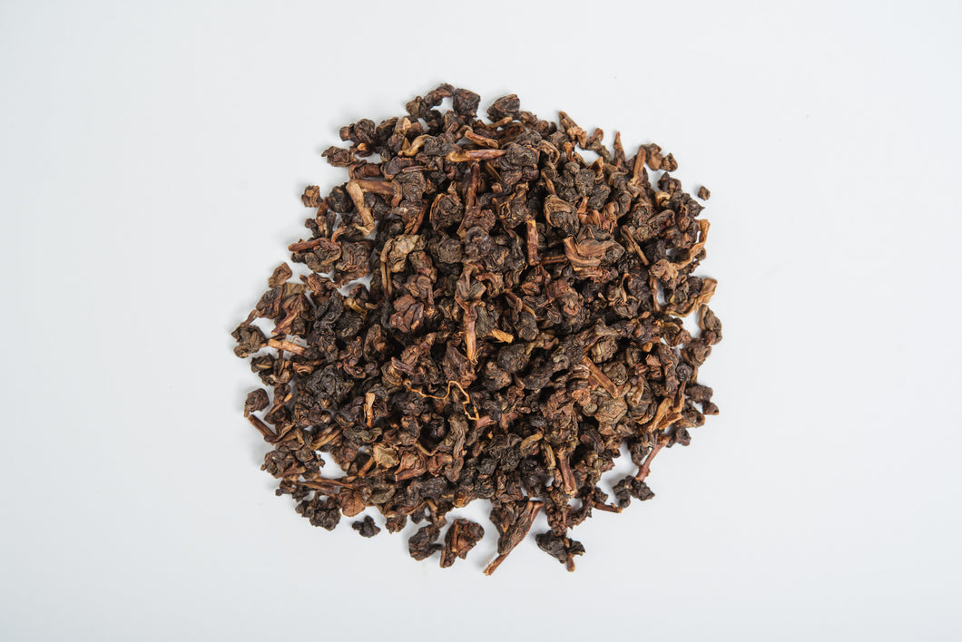 Aged Lu Shan High Mountain Oolong, 1989